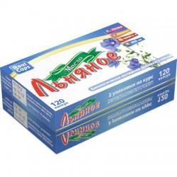 Масло льняное, капс. 300 мг №120