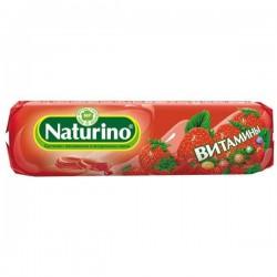 Пастилки, Натурино 36.4 г с витаминами клубника