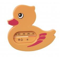 Термометр для воды, Курносики №1 арт. 19002 уточка оранжевый