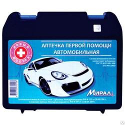 Аптечка автомобильная, Мирал-Н малый футляр