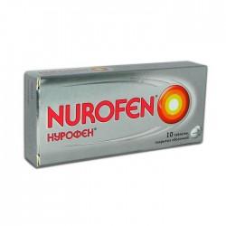 Нурофен, табл. п/о 200 мг №10